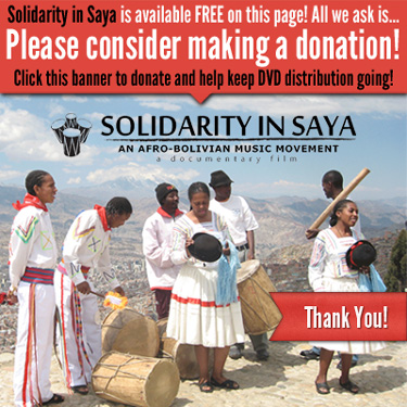 Please Consider a Donation to Solidarity in Saya